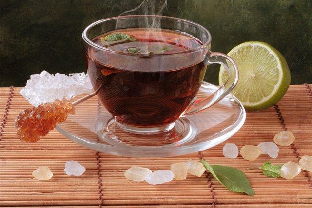 Эксклюзивные чайные рецепты
