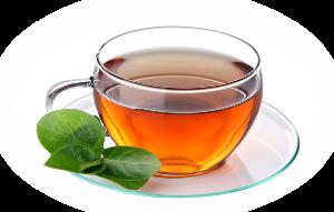 Что положить в чашку черного чая?