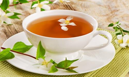 Воздействие зелёного чая на организм