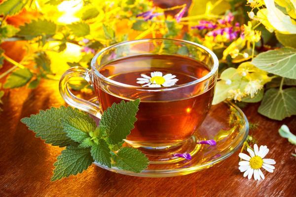 Рецепт чая от старости