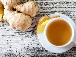 Имбирный чай избавляет от изжоги, головной боли и снижает сахар: рецепты приготовления