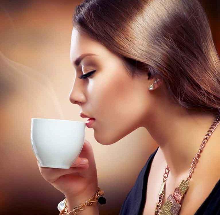 Восприятие аромата чая