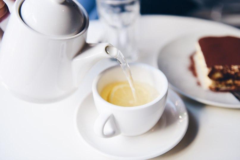 Температура заваривания чая и кофе