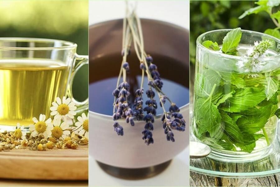 Травяные чаи для красоты и здоровья! Что лучше пить для укрепления организма?