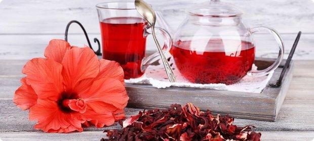 Чем еще чай «каркаде» может быть полезным
