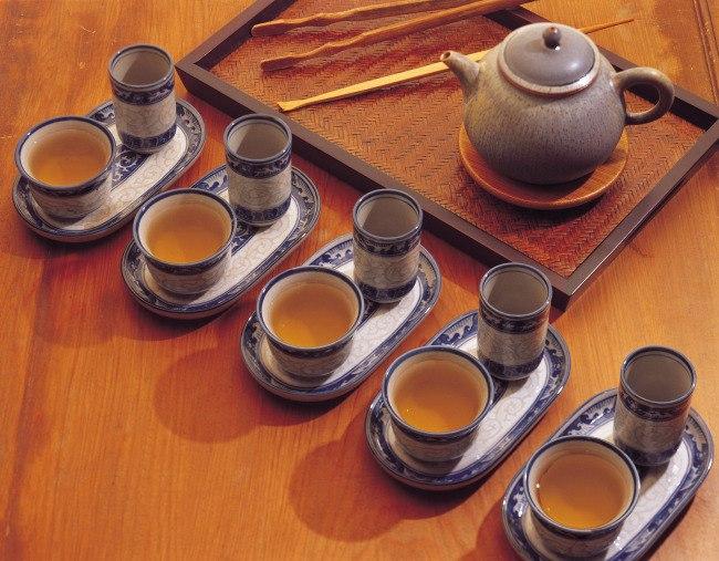 Завариваем чай по-китайски — гуфун-ча