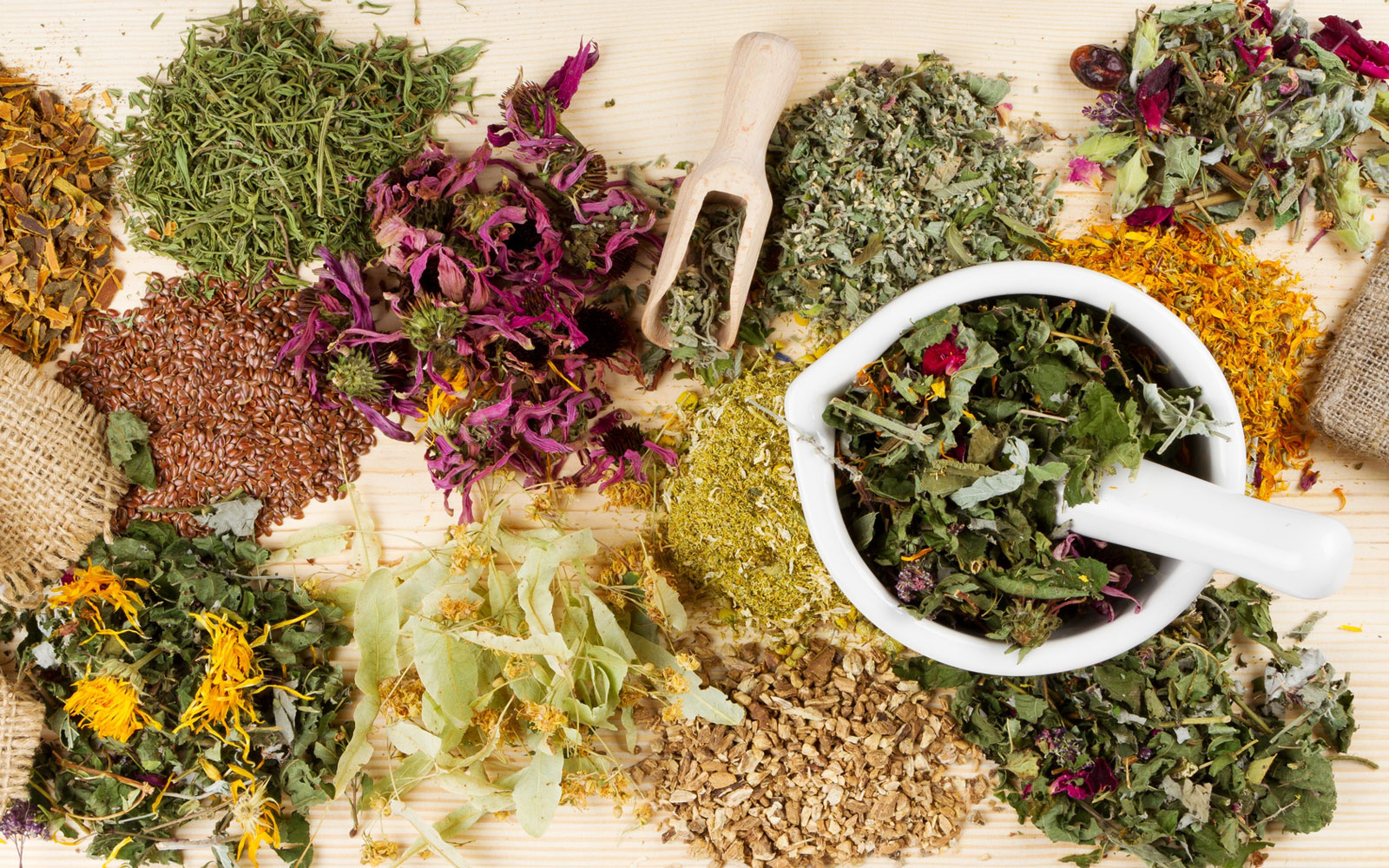 Сборы трав, которые нужно принимать, чтобы быстро сбросить вес без вреда для здоровья