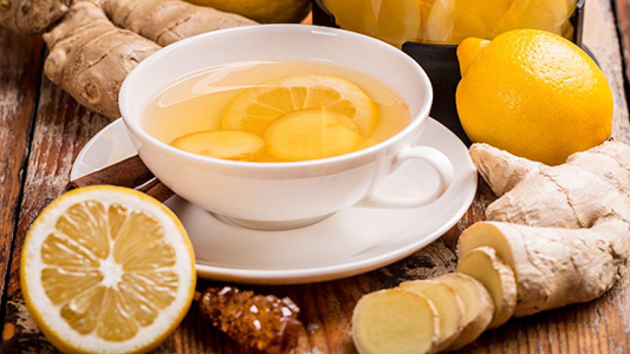 Чай с имбирем: чем он опасен для здоровья
