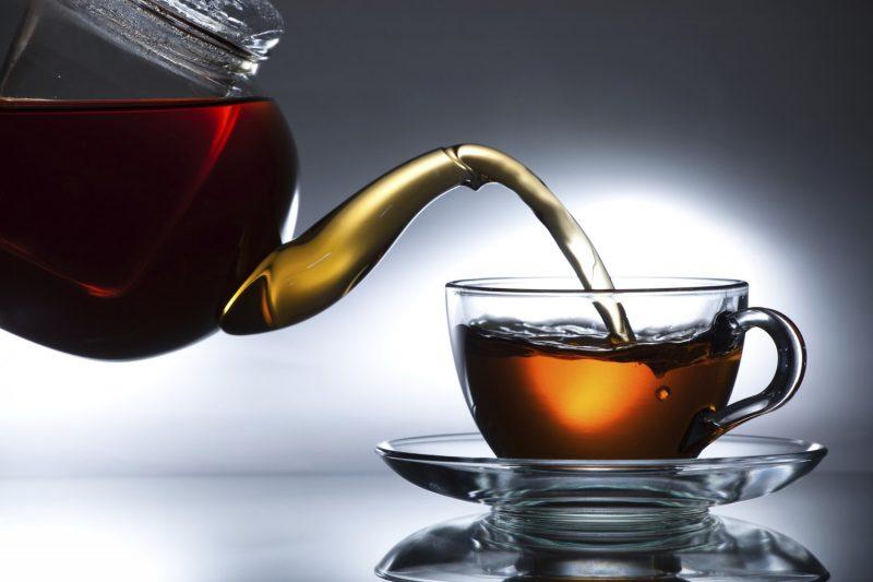 Черный чай укрепляет женский иммунитет