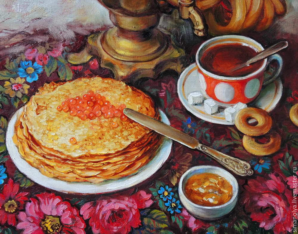 Страна русского народного чая — Введение