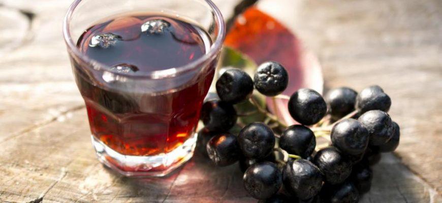 Как черноплодная рябина может помочь при высоком или низком давлении