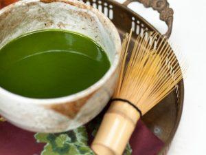 Японский чай матча снижает уровень тревожности