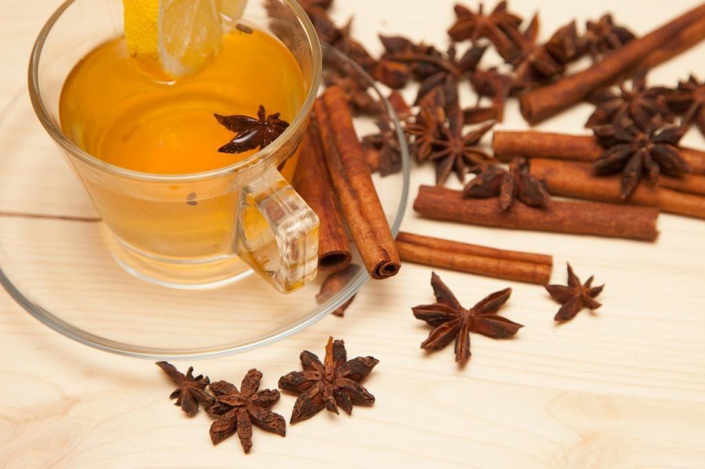 Анисовый чай — средство от головной боли
