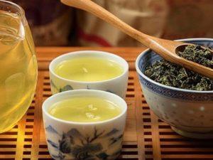 Ученые: катехин EGCG в зеленом чае мощнее, чем витамины С и Е