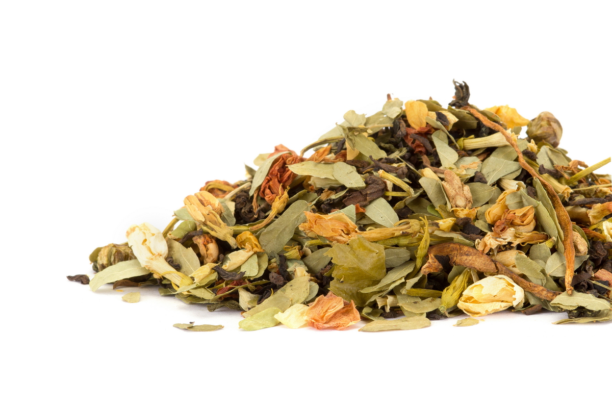 Травяные чаи побеждают