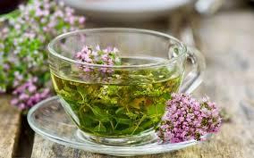 Травяной чай для чистой кожи