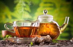 Пей чай с катехинами, чтобы быть стройной