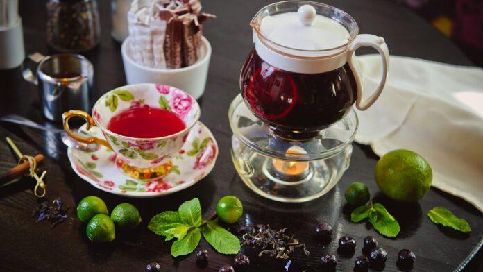 Медики рассказали о полезных свойствах чая с бергамотом
