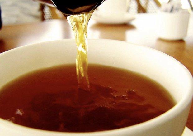 Черный чай идентичен зеленому?