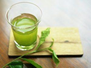Зеленый чай поддерживает здоровье сердца