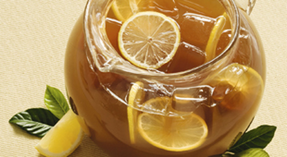 Холодный чай — готовим сами!