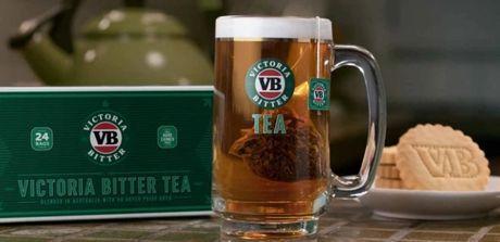 Австралийцы создали чай со вкусом пива
