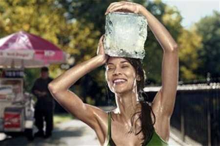 Чем спасаться от жары?