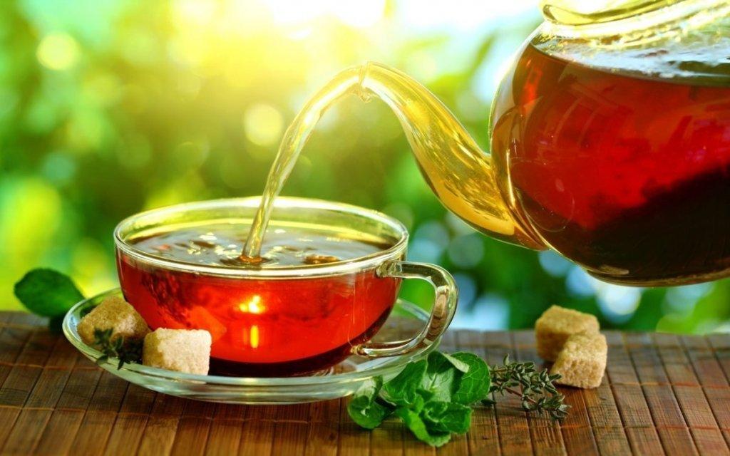 Чай влияет на здоровье