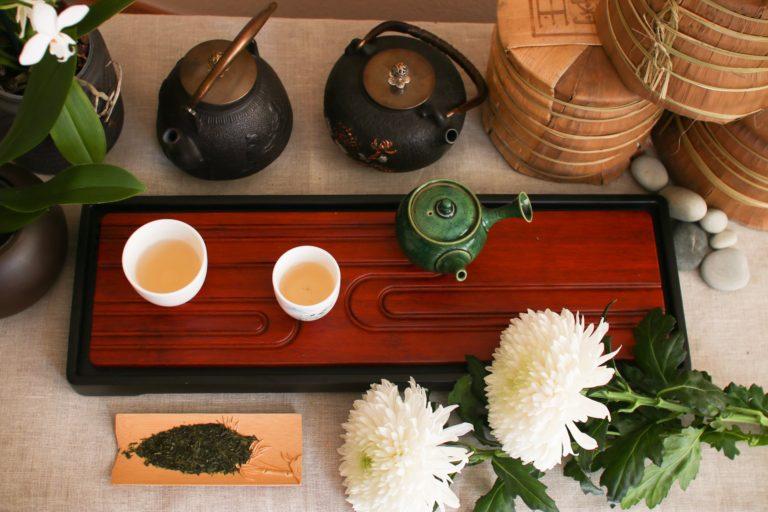 Этикет японской чайной церемонии