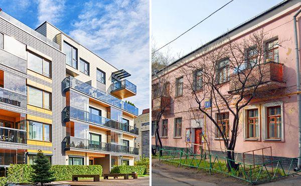 Вторичное жилье или новостройка