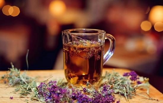 Чай, черный чай с чабрецом: рецепты приготовления напитка