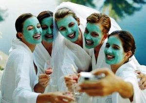 Чайные маски для лица