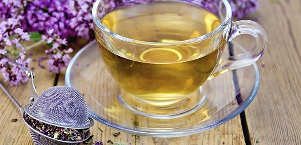 Чай с чабрецом для организма