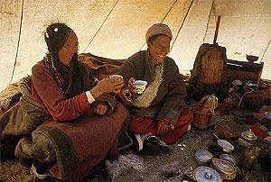 Тибетский рецепт молодости