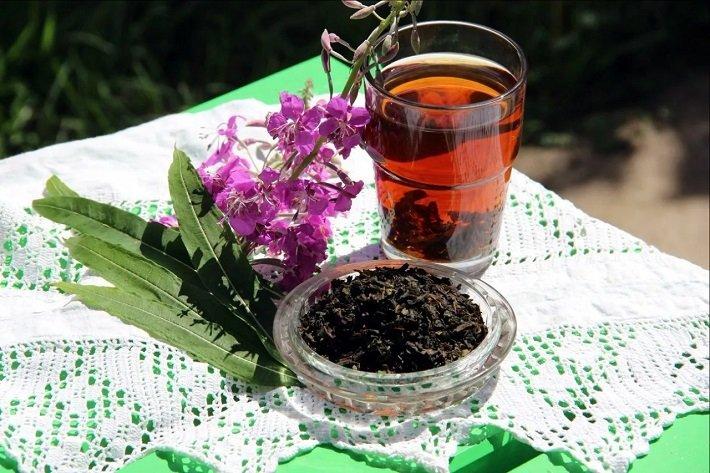 Иван-чай для мужчин: когда нужно пить чай