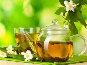 Польза для организма зеленого чая
