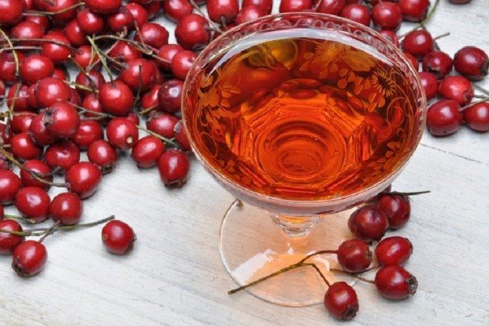 Боярышника как основной источник витаминов