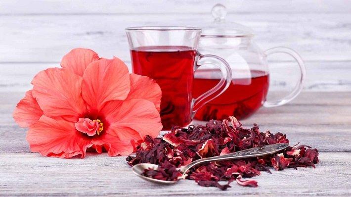 Польза чая каркаде и правила его употребления