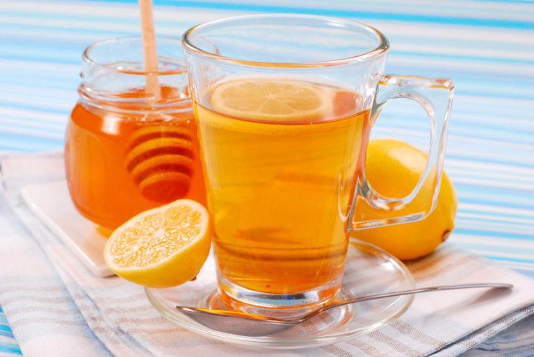 Как спасти ВОСПАЛЕННОЕ горло целебным чаем