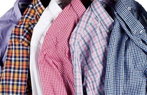 Зимние мужские рубашки: ткани и идеальные сочетания