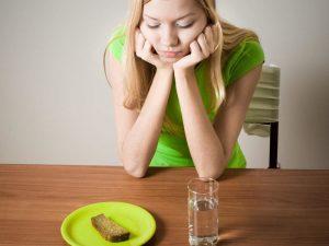 Эмоциональное питание: анорексия, булимия