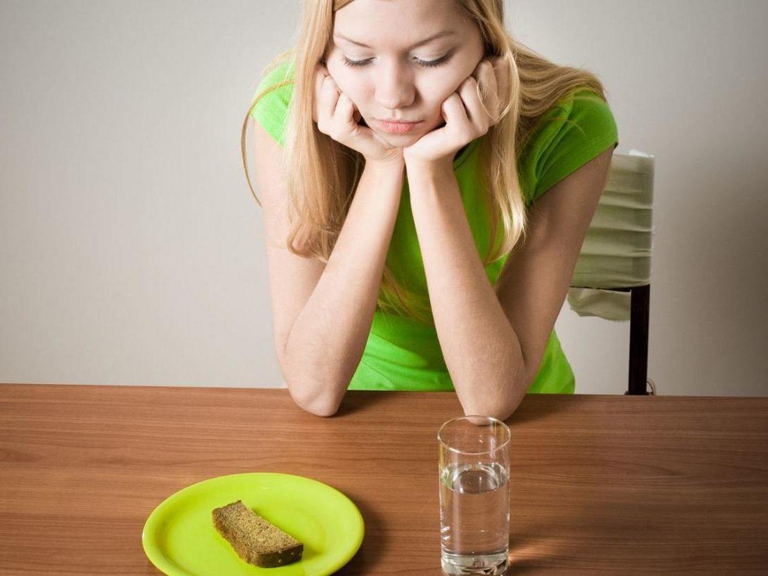 Лечение голодной диетой