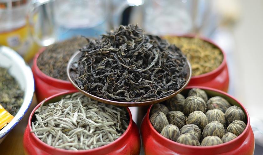 Что представляет собой черный чай Тегуаньинь?