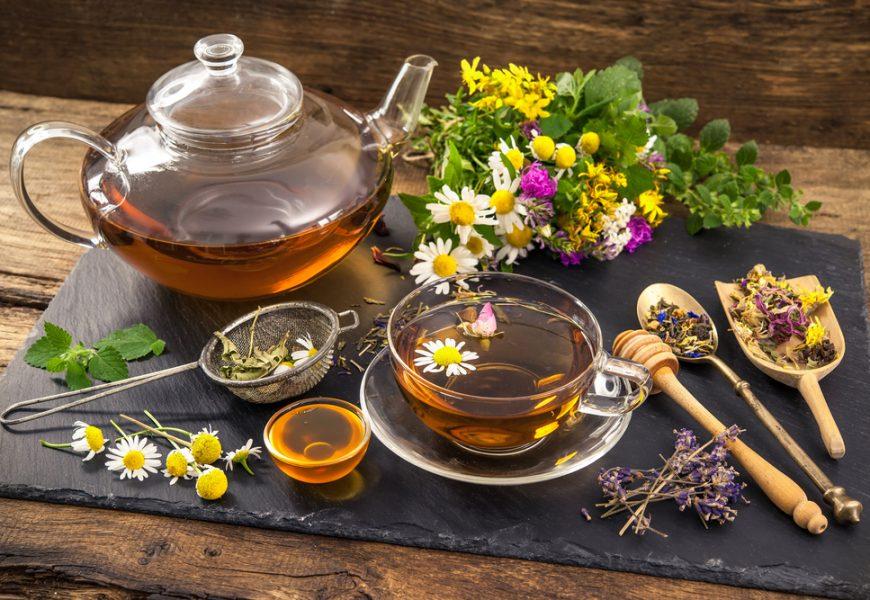 Травяные чаи от всех болезней