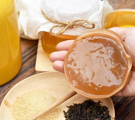 Полезные свойства чайного гриба для организма