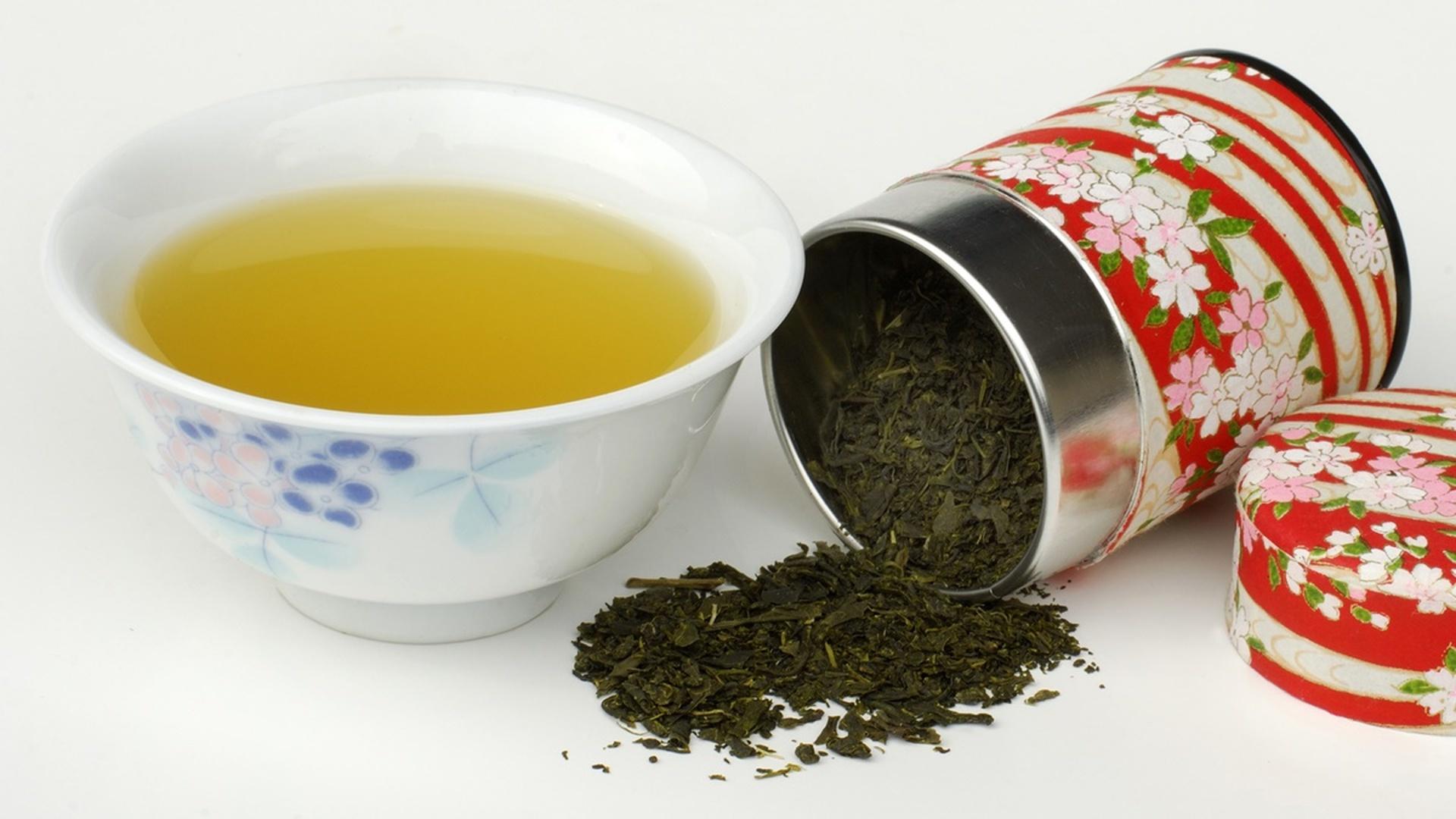 Зелёный чай, как способ укрепления здоровья