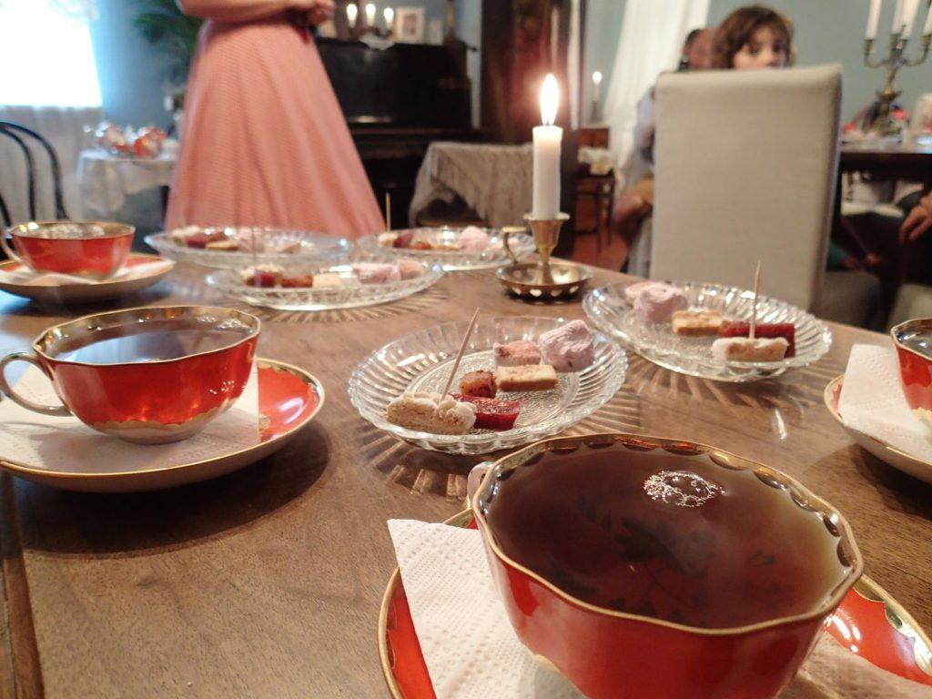 Три чашки чая и два с половиной яблока делают сердце здоровым