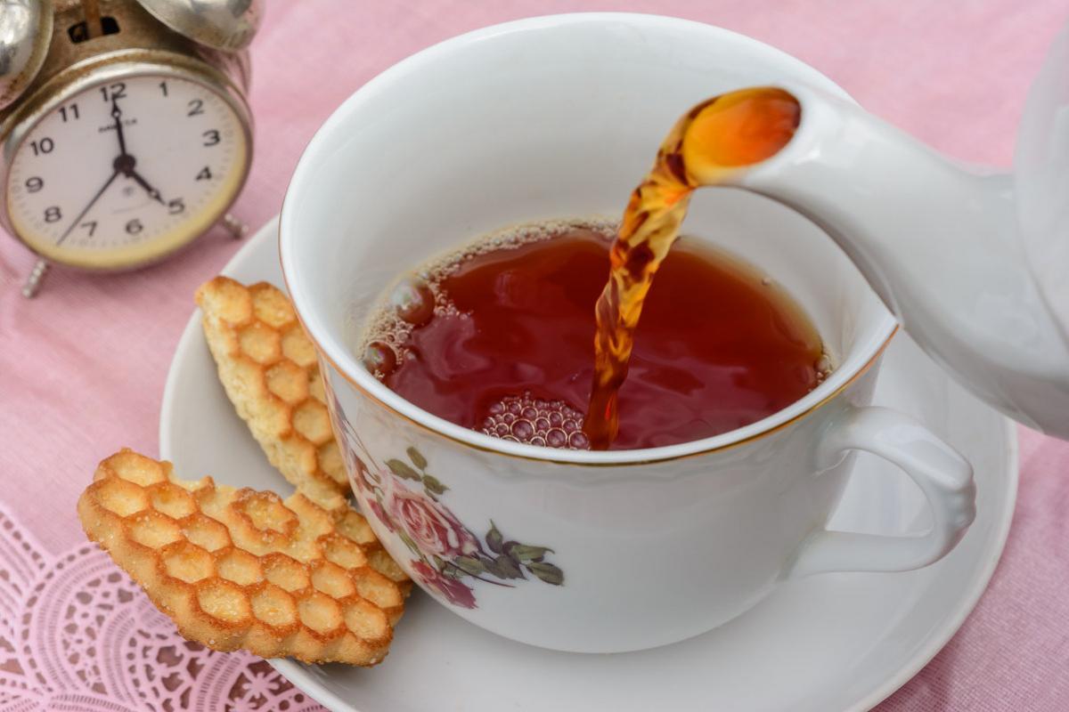 Чай способен замедлять возрастные изменения в головном мозге