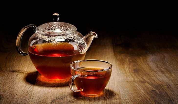 Зачем соду добавляют в чай?