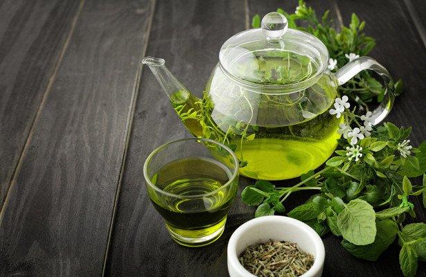 Зеленый чай влияет на мозговую активность